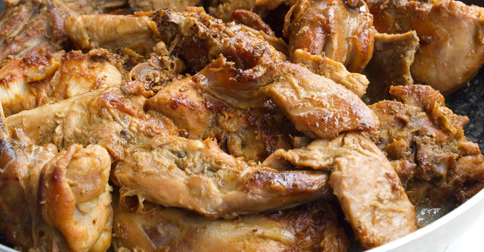 Coniglio all 39 ischitana ricetta straordinaria per cucinare - Come cucinare un coniglio ...