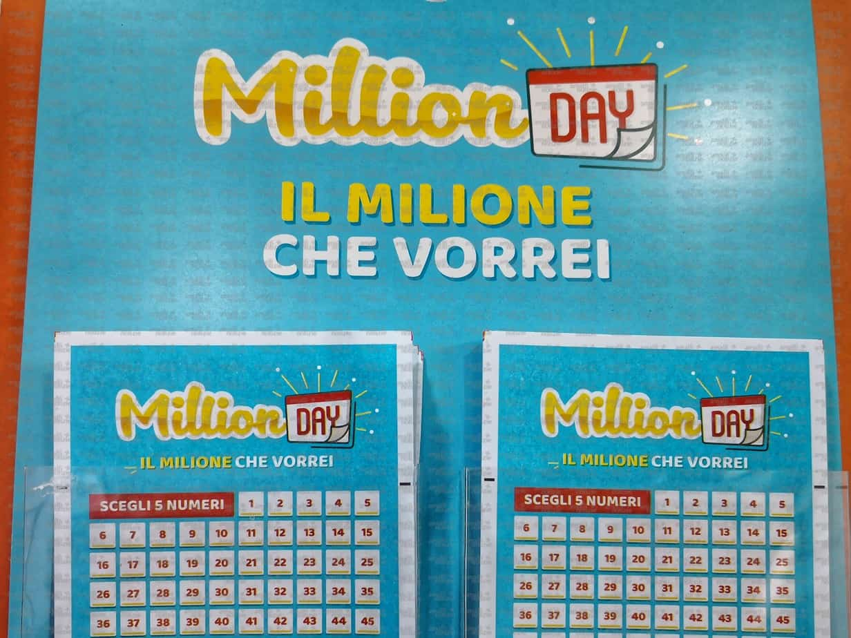 Million day estrazione di oggi 26 marzo for Million day estrazione di oggi